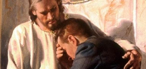 Jezus w imieniu PiS wybacza Rafałowi Piaseckiemu