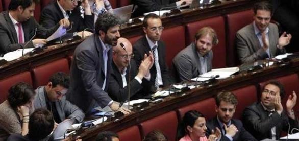 L'esponente del Movimento5Stelle, Roberto Fico