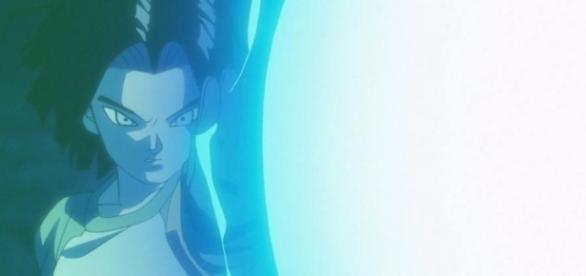 No. 17 durante su regreso en el episodio 86