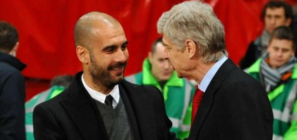 Arsene Wenger: 'Pep Guardiola wanted to play for Arsenal ... - pulse.ng