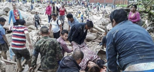 Columbia landslide death toll rise to 250 image credit TRT World