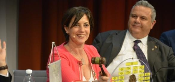 Gabriella Gastaldi, Governatore del Distretto 108 Ia1 del Lions Club International.