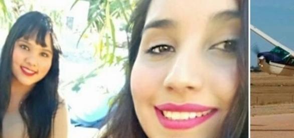 Garotas que sofreram o acidente tinham 18 e 17 anos.