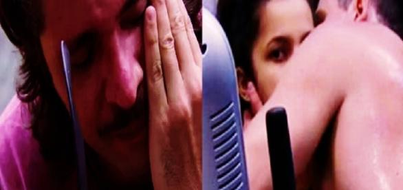 Ilmar descobre segredo obscuro de Emilly e o que ele diz choca até a Globo