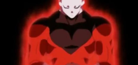 Jiren entrena para el torneo de poder