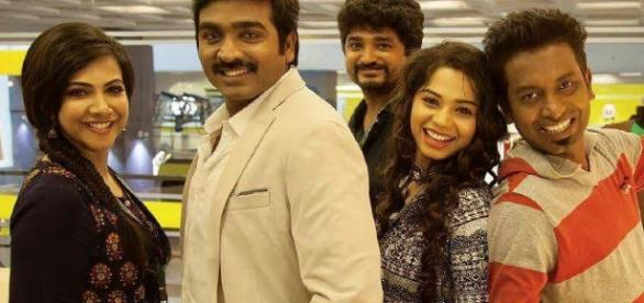 Kavan Movie Still (Image credits: AGS entertainment banner)