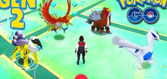 """Pokemon Go"" will roll out a massive update that will introduce Legendaries(pokemon/YouTube)"