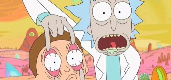 Rick and Morty Staffel 3, Folge 1 - jetzt endlich online zu sehen!