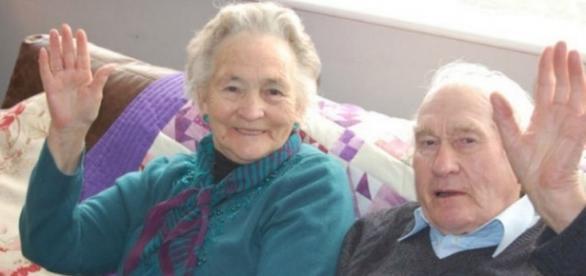 Vera morreu pouco depois do marido, Wilf