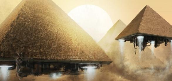 Chi ha costruito le Piramidi d'Egitto?