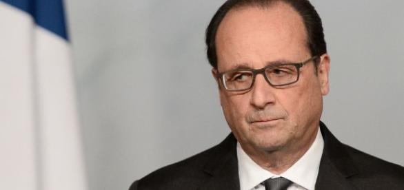 El actual presidente francés, Francois Hollande