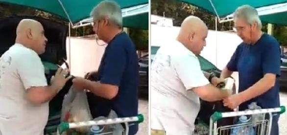 Ladrão pediu desculpas após roubo