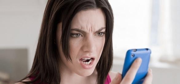 Nunca dê início a uma discussão por mensagens de texto