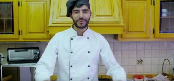 Pepeproblemas; presentando en esta ocacion, la torta de tacos de canasta. Fuente: https://www.youtube.com/watch?v=HfzkZY5q4qU