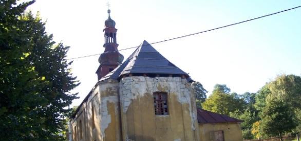 verfallene Kirche Foto & Bild   World, Czech Republic, Poland ... - fotocommunity.de