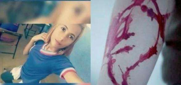 Ana Vitória é a adolescente encontrada morta na última quinta-feira (20)