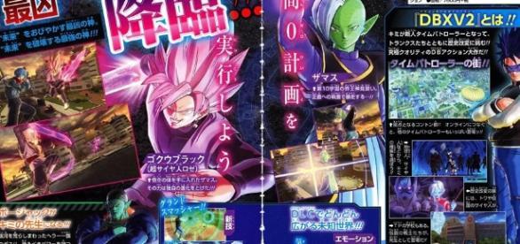 'Dragon Ball Xenoverse 2' DLC Pack 3 will be available starting April 25 (http://i.imgur.com/TPBt7RD.jpg)