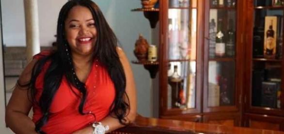 A ex-BBB Elis ganhou uma festa de casamento de R$ 150 mil