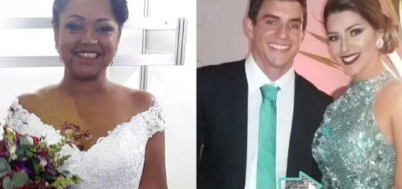Ex-BBB Elis se casa sob a bênção de vários outros ex-brother e 8 'bafões' vazaram da festa