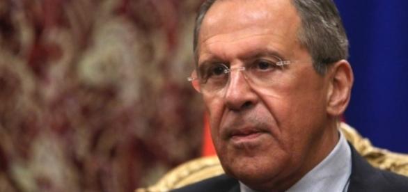 Il ministro degli esteri russo, Sergej Lavrov: 'L'atteggiamento USA sui fatti di Khan Sheikhun è inquietante'