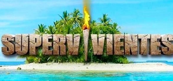 Logo de 'Supervivientes' un reality de Telecinco