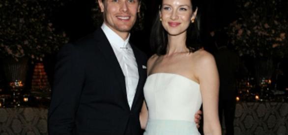 Outlander' Stars Caitriona Balfe, Sam Heughan sizzles on screen ... - inquisitr.com