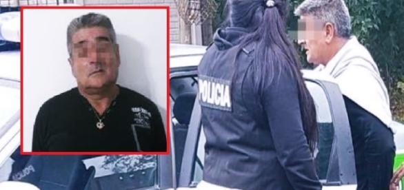 Papai monstro é preso na Argentina - Google