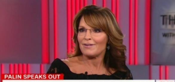 Sarah Palin on Fox News, via YouTube
