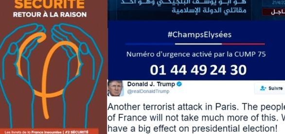 Si Trump ou Christian Barbier sont tourneboulés, ils peuvent contacter les psychiatres via le numéro d'urgence de l'aide aux traumatisés.