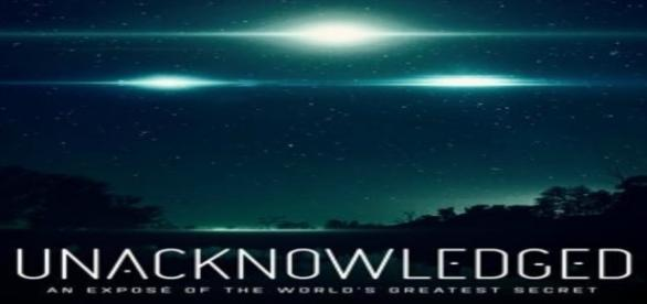 Unacknowledged by Dr. Steven Greer