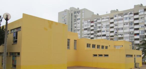 Agente da PSP agredido no interior da esquadra de Alfornelos na Amadora