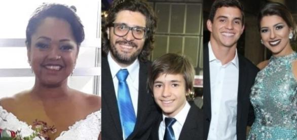 """Casamento de ex-BBB Elis teve nove """"bafões"""" e uma verdade"""