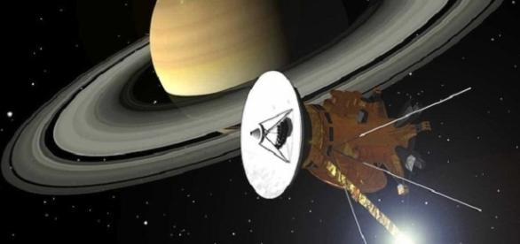 Cassini will change its course on April 22 [Image: Pixabay]