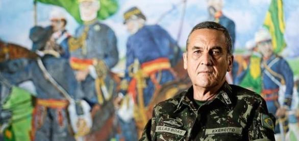 Eduardo Dias da Costa Villas Bôas, comandante do Exército