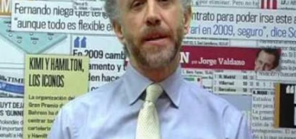 Eduardo Inda, tertuliano de la sexta