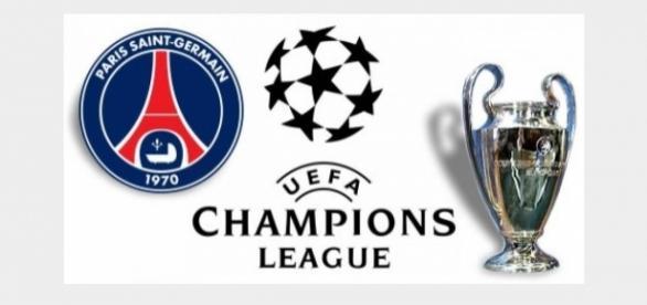 Le PSG en Ligue des Champions - terrafemina.com
