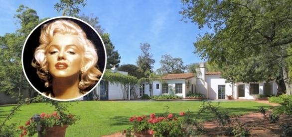 Marilyn Monroe's Former Los Angeles Home Hits Market for $6.9 ... - mansionglobal.com