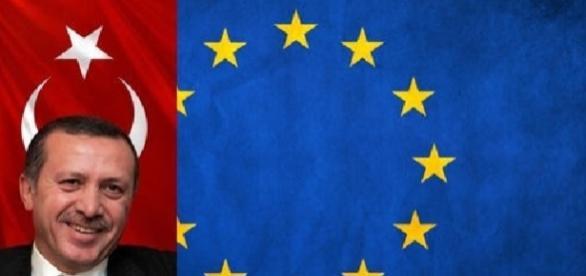 Os novos poderes de Erdogan, presidente turco, afastam o país da União Europeia