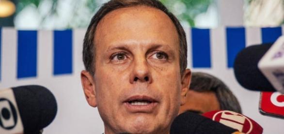 Prefeito de São Paulo, João Doria, comentou sobre a situação do governador do estado citado nas delações da Odebrecht