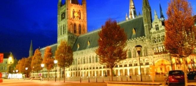 Ypres, portal del tiempo. El medievo en pleno siglo XX
