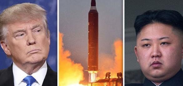 Coreia do Norte lança vídeo simulando destruição