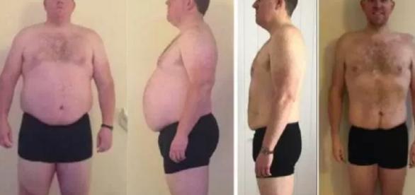 Homem perde muito peso e revela como fez isso - Google