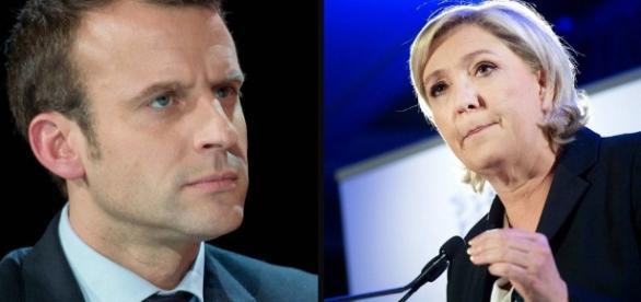 Le match Le Pen / Macron pour gagner le vote des jeunes - Les ... - lesechos.fr