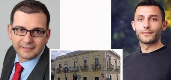 Michele Gianni (candidato Sindaco) e Salvo Vasques
