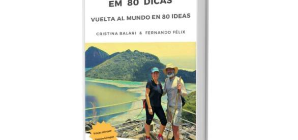 Portada del libro Vuelta al mundo en 80 ideas