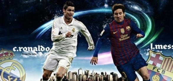 Real Madrid e Barcelona disputam o El Clasico da Liga Espanhola