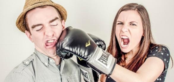 A maioria dos homens não curtem mulheres que são agressivas e mal humoradas