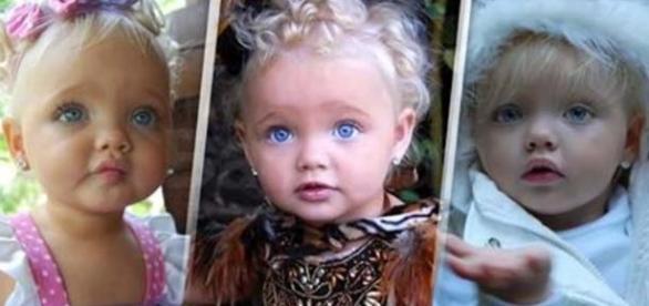 A criança mais linda do mundo. Foto: Google