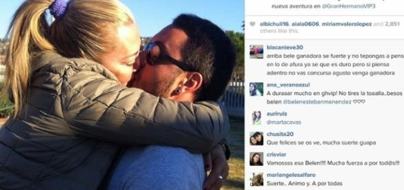 Así se despidió Belén Esteban en Instagram - telecinco.es
