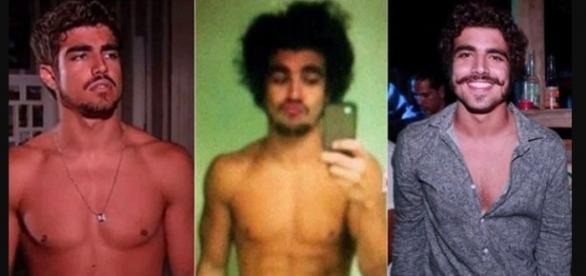 Caio Castro já teve fotos íntimas espalhadas na internet